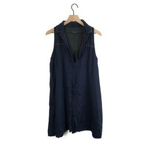 Rag & Bone Sleeveless Shirtdress